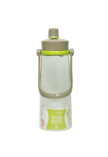 Omega Houseware green Mottie 1500ml Green Tritan Sports Water Bottle DF06CACAEF7DA1GS_1