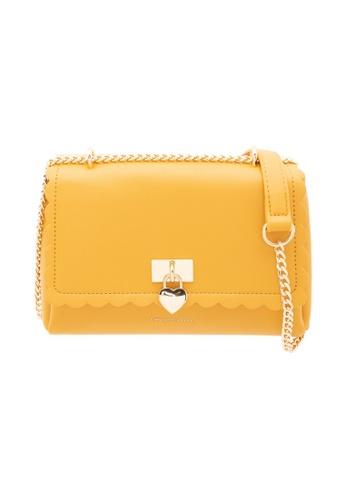 LancasterPolo yellow Lancaster Polo Dannis Sling Bag 3F2F5ACC2876D9GS_1