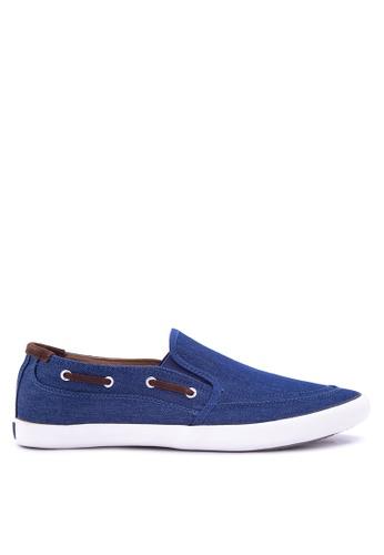 H2Ocean blue Calder Sneakers H2527SH0J08JPH_1