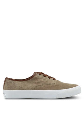Kenneth Cole 褐色 KCNY Toor Sneakers F48F4SH5C6E6E9GS_1