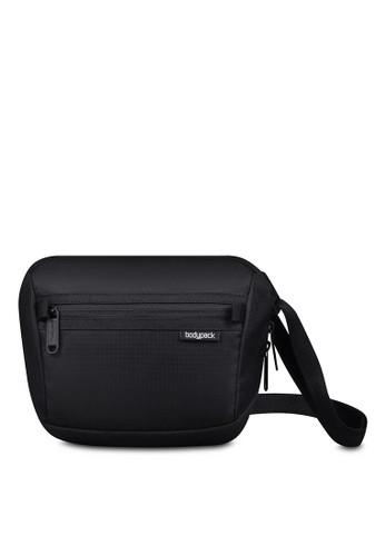 Bodypack black Bodypack Axis A Travel Pouch - Black 2L B0515AC82CDE80GS_1