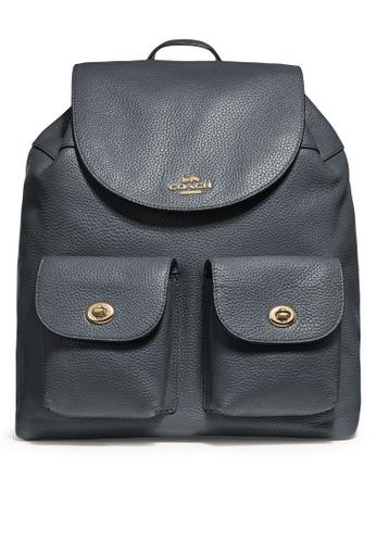 Coach navy Billie Backpack (cv) 59560ACE54944DGS_1