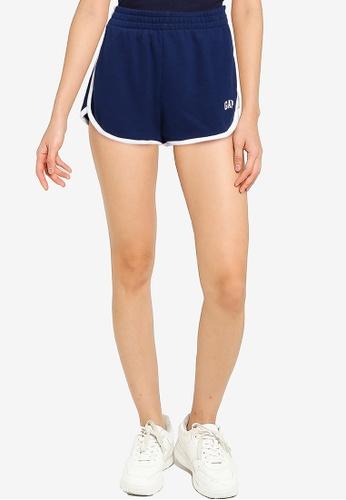 GAP blue Easy Dolphin Shorts 0A26DAA9AB1287GS_1