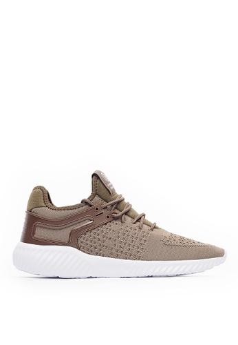 Life8 green Lightweight Sport Shoes-09841-Khaki Green 2B6E4SHD96DAE3GS_1