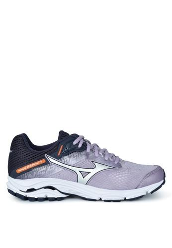 Mizuno purple Wave Inspire 15 Running Shoes C9650SH9DC467BGS_1
