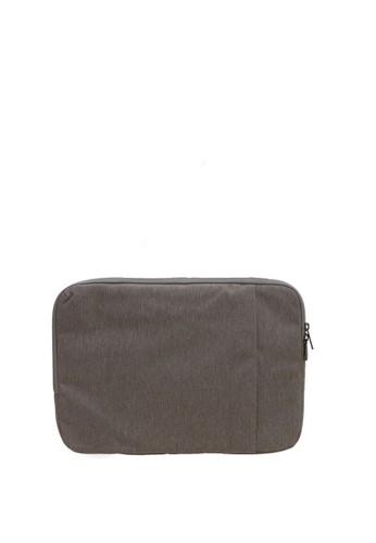 Hamlin grey Hamlin Quenty Sleeve Case for Laptop Size 13/13.3 Inch Corner Crash Design Waterproof Material Nylon ORIGINAL C3896AC82450D4GS_1