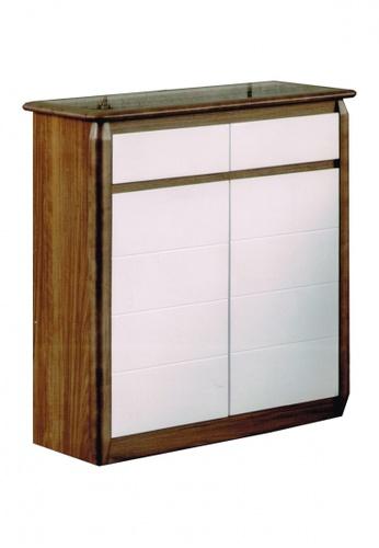 Choice Furniture brown Choice Furniture - Sidone Shoe Cabinet ED6ADHLFBE8F72GS_1