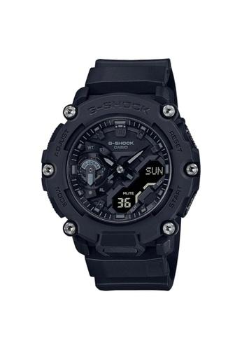 Casio black CASIO G-SHOCK GA-2200BB-1ADR MEN'S WATCH 6DDA8AC34B18ACGS_1