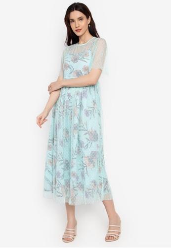 bc6335f53c2b Shop MAGS Montu Dress Online on ZALORA Philippines