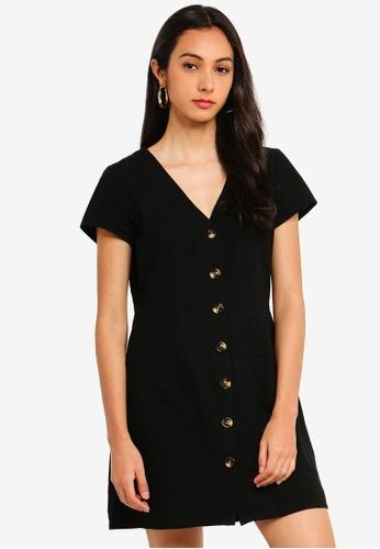 Glamorous black Little Black Dress 702AFAA80D74B9GS_1