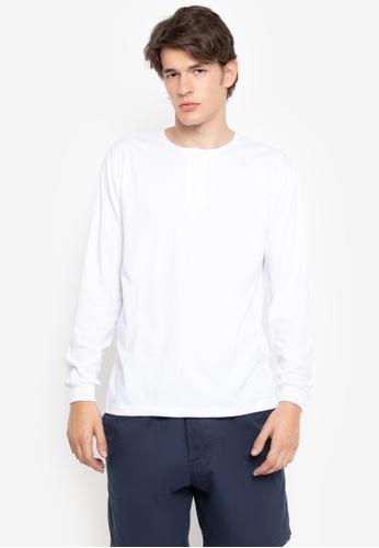 fde3f7e5af4 Shop Sunjoy Sunjoy Camisa De Chino Long Sleeves Online on ZALORA ...