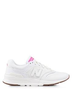 b43eb4d1d81 New Balance white 997H Lifestyle Shoes 17609SH6FB6DCEGS 1