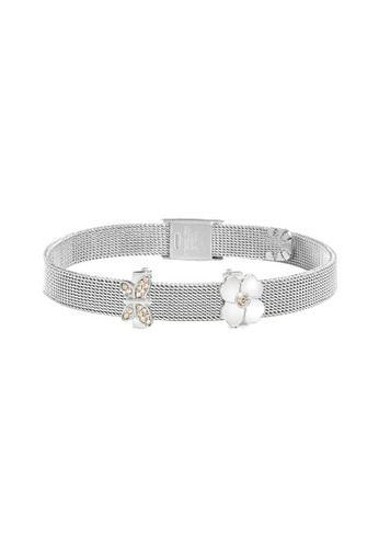 Morellato silver Sensazioni Bracelet SAJU01 Steel Crystal Pp Stones BC78FAC8D35043GS_1