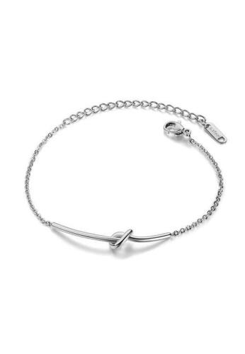 CELOVIS silver CELOVIS - Evermore Infinity Knot Pendant Chain Bracelet in Silver C2EC5ACE15DBEDGS_1