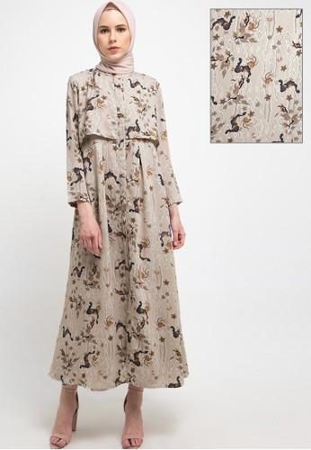 Kami for ZALORA Chia Dress 7B10FAADBB0F9EGS_1
