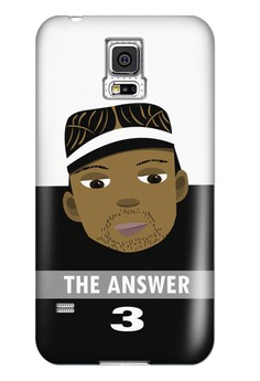 The Answer Matte Hard Case for Samsung Galaxy S5