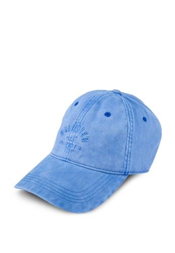 Hollister blue Twill Hat HO422AC0S3BGMY_1