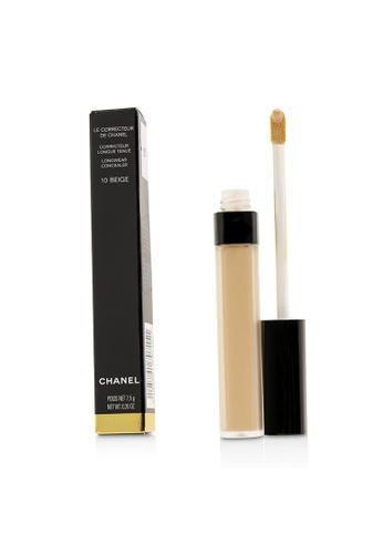 CHANEL CHANEL - Le Correcteur De Chanel Longwear Concealer - # 10 Beige 7.5g/0.26oz 62AAEBE718A793GS_1