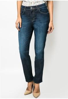 Tyra Broken Fade Jeans