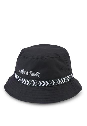 Puma black Puma x Sega Bucket Hat 6AC37KC85A1741GS_1