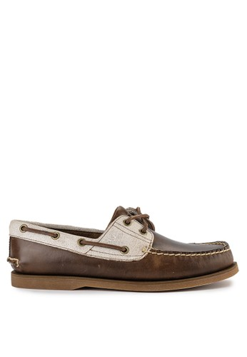 Timberland brown Classic Boat 2 Eye 7143DSHD403807GS_1
