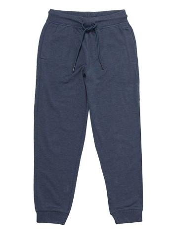 Giordano blue Jogger Knit CE292KAF6AA730GS_1