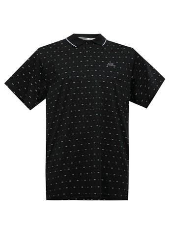 No Fear black Lucky - Regular Fit Polo Shirt 07909AAB714E69GS_1