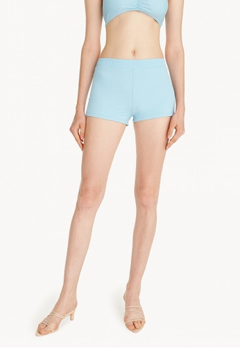 Pomelo blue Swim Boy Shorts - Baby Blue 5BEBDUS1243AFEGS_1