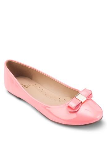 Bow Flats, esprit台灣官網女鞋, 鞋