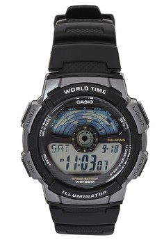 Digital Watch AE-1100W-1AVDF