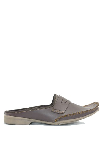 Dr. Kevin brown Dr. Kevin Men Casual Sandals 1627 - Brown DR982SH58AWRID_1