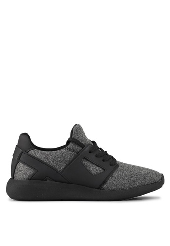 ALDO black Pryven Sneakers D93FASH5929061GS_1