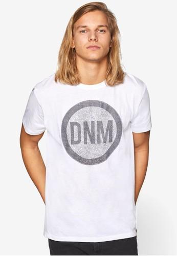 ESPRIT white Short Sleeve T-Shirt 8D812AA2048024GS_1