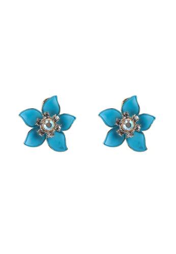 Megane blue Columbine Earrings 95617AC2975C5DGS_1