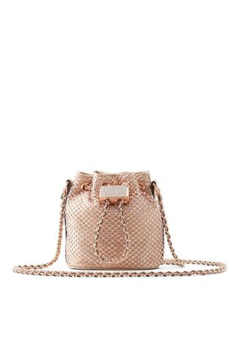 ALDO beige Sologna Bucket Bag 2F560ACB8EA37AGS_1