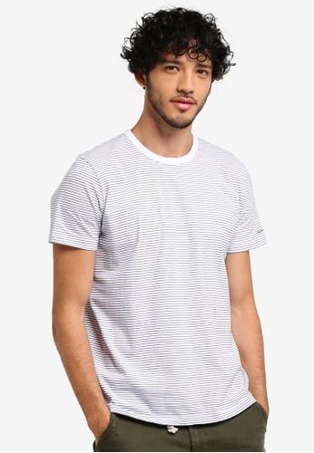 ESPRIT white Short Sleeve T-Shirt C2B77AA5530CFBGS_1