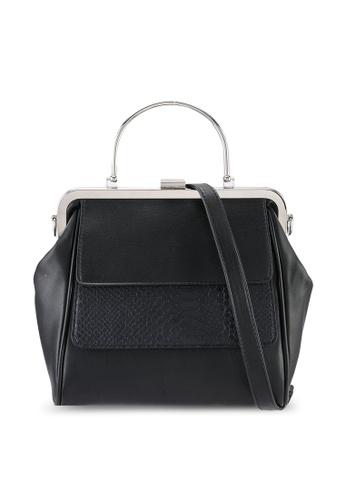 Keddo black Rosalia Sling Bag C9417AC13E4500GS_1