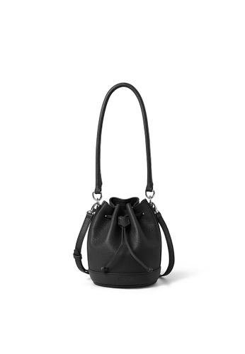 RABEANCO black RABEANCO RIE Mini Bucket Bag - Black 2F811ACDC1F9E1GS_1