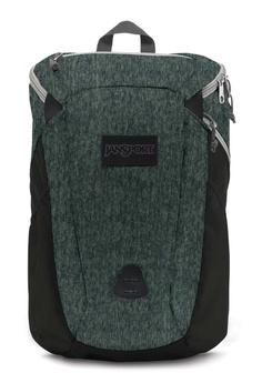 f8d3bcff76d73 Jansport green Meridian Backpack AD2DEAC0F5B505GS 1