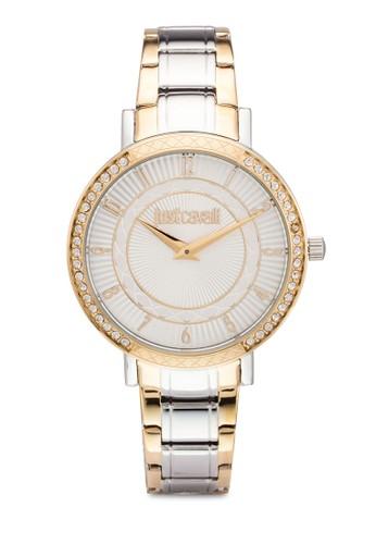 R7253527502 Jc Hour 閃鑽不銹鋼手錶, 錶類,esprit outlet 桃園 飾品配件