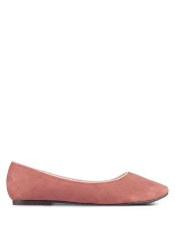 Spiffy pink Casual Flats 0E400SHB346B9CGS_1