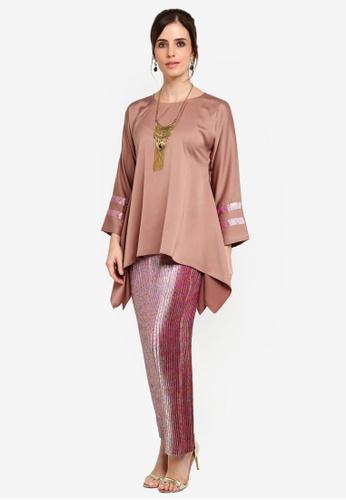 Melayu Manis from Yans Creation in Pink