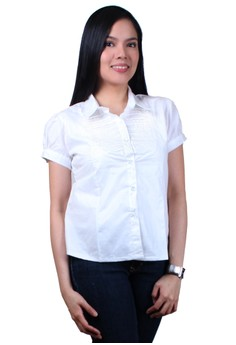 Celestine Fashionable Ladies Work Shirts/Formal Shirt