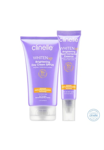 Clinelle Whitening : Clinelle [Official] WhitenUP Day Whitening Treatment CL708BE36UJNMY_1