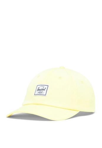 Herschel yellow Sylas Classic Cap 275C3ACFFD1BC3GS_1