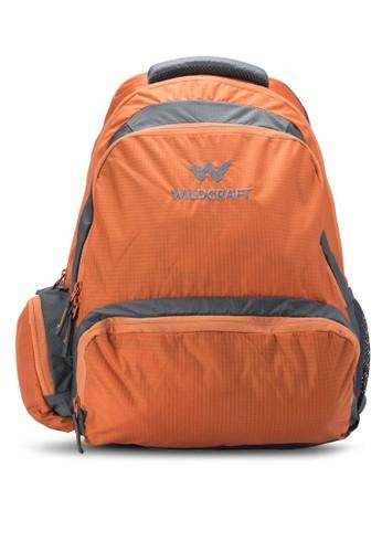 Visam 單側esprit官網口袋後背包, 包, 後背包