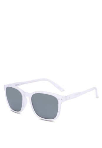 c77e27ed7c7 Buy Izipizi NAUTIC White Green Sunglasses Online on ZALORA Singapore
