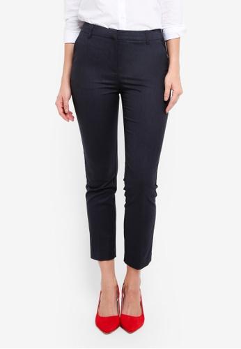 OVS blue Women's Trousers BF300AAB588C85GS_1