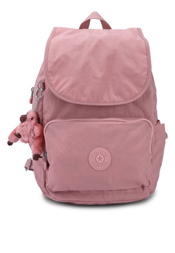 Kipling pink Cayenne Backpack 50AB3AC67655B3GS_1