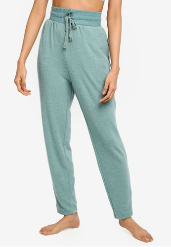 Cotton On Body blue Supersoft Lounge Pants 63C6DAA9A52190GS_1